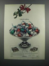 1983 Hershey's Kisses Ad - Uphold Tradition - $14.99