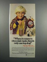 1983 Hershey's Syrup Ad - Messy Marvin - $14.99