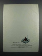 1983 Hershey's Kisses Ad - Only Little Until You Taste - $14.99