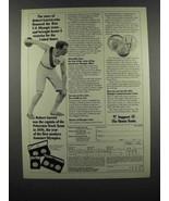 1983 U.S. Mint Olympic Coin Ad - Robert Garrett - $14.99