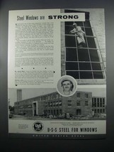 1954 United States United States Steel Windows Ad - $14.99