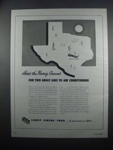 1954 Libbey-Owens-Ford Thermopane & Plate Glass Ad - $14.99