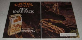 1983 Camel Filters Cigarettes Ad - New Hard Pack - $14.99