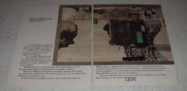 1983 IBM Computers Ad - People Think About? - $14.99