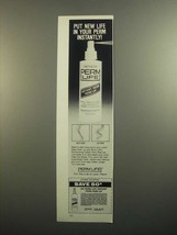 1984 Revlon Perm Life Instant Perm Perk-up Ad - $14.99