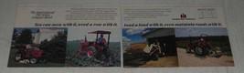 1984 International Harvester 200 Series Tractor Ad - $14.99