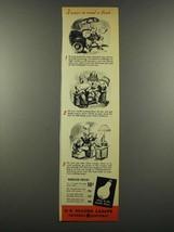 1940 General Electric G-E Mazda Lamps Ad - Read a Book - $14.99