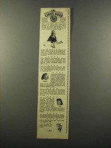 1947 MGM Love Laughs at Andy Hardy Movie Ad - $14.99