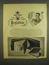 1945 Prince Gardner Registrar Ad - A valentine that lasts - $14.99