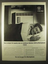 1964 Westinghouse Mobilaire 5000 Air Conditioner Ad - $14.99