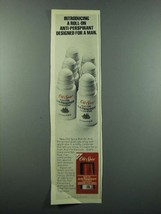 1975 Old Spice Anti-Perspirant Ad - Designed for a Man - $14.99