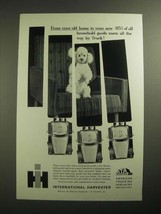 1960 International Harvester Trucks Ad - Old Home to New - $14.99
