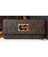 NWDefect Michael Kors Jet Set MK Signature Chec... - $149.00
