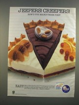 1986 Jell-O Pudding and Cool Whip Ad - Jeepers! Creepers! - $14.99