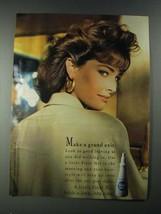 1987 Clairol Final Net Hair Spray Make a Grand Exit - $14.99