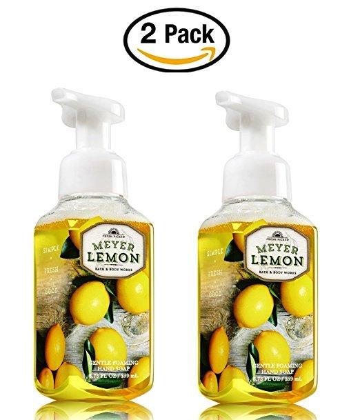 Meyer lemon hand soap