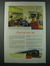 1948 GM General Motors Diesel Locomotive Ad - Pennsylvania Railroad - $14.99