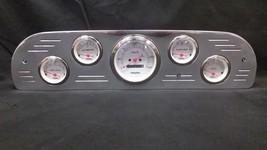 1957 1958 1959 1960 FORD TRUCK 5 GAUGE GAUGE CLUSTER METRIC - $233.40
