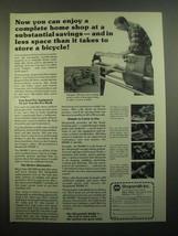 1980 Shopsmith Mark V Woodworking System Ad - Enjoy a Complete Home Shop - $14.99