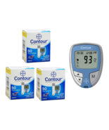 FREE Contour Meter w/purchase of 150 Test Strips - $55.96
