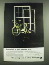 1970 Libbey-Owens-Ford Thermopane Windows and Tuf-Flex Safety Glass Ad - $14.99