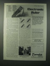 1979 Camelot Direct Panasonic Electronic Ruler Ad - $14.99