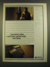 1988 Hewlett-Packard HP-28S and HP-27S Calculators Ad - Innovation - $14.99