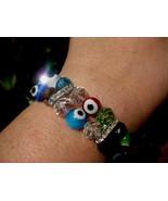 Bracelet evil eye protection good luck FREE WIT... - $0.00