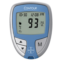 Bayer Contour Blood Glucose Meter Only Supplies Sold Separately - $15.00