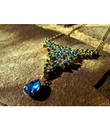 Haunted Pendant Devata of the 7 Seas beauty and... - $225.00