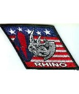 """5.5"""" NAVY VFA-11 RHOMBUS RED RIPPERS MILITARY EMBROIDERED JACKET PATCH - $23.74"""