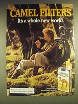 1984 Camel Filters Cigarettes Ad - Camel Filters It's a whole new world - $14.99