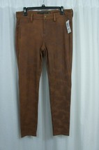 Tinseltown Denim Couture Juniors Pants Sz 11 Shammy Pebble Suede Skinny ... - $24.18