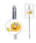 Applaud Emoticon Emoji Bookmark - Book Lover Novelty Gifts - $12.56