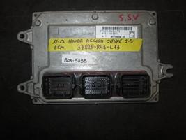11 12 Honda Accord Coupe 2.5 Ecm #37820-R43-L73 *See Item Description* - $64.30
