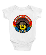 Lego Everything is Awesome Onesie Long or Short Sleeves - $13.99