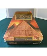 Mystery Of The Pyramid 3D Jigsaw Puzzle 500 Pc NIB Sealed - $15.00