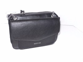 NWT Kenneth Cole Reaction Easy Peasy Square Front Pocket Black - $36.47