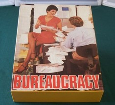 Satirical Bureaucracy Game Avalon Hill 1981 VGC - $15.00
