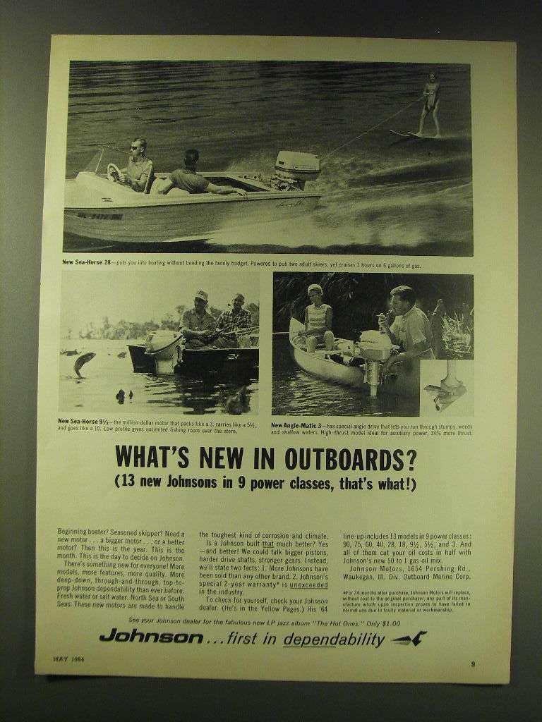 Et0215. Et0215. 1964 Johnson Outboard Motors ...