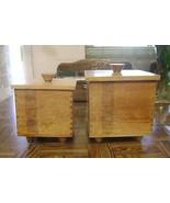 Vintage 1959 Lot of 2 Woodpecker Woodware Kitch... - $34.75
