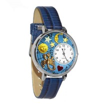 Scorpio Whimsical Watch in Silver (Large) #U-1810011 - $39.94