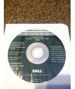 DELL REINSTALLATION WINDOWS 7 HOME PREMIUM 64 BIT SP1 DVD NO KEY 571CC - $14.99