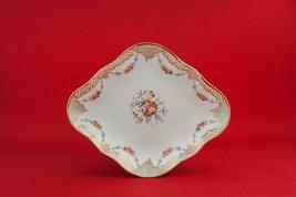 Bone China Elegant Floral Wedgwood Serving DISH Meat Dinner Neo-Classica... - €75,53 EUR