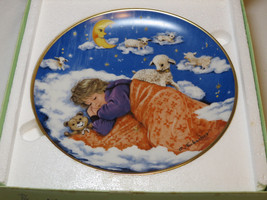 Kaiser W Germany Sleep Baby Sleep #22-K4-22.1 collector E-3488 plate 1985#% - $49.49