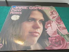 Marie Osmond Paper Roses Record Album - $5.39