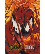 Marvel Metal Prints - Carnage - $7.95