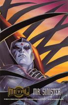 Marvel Metal Prints - Mr. Sinister - $3.49