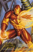 Marvel Metal Prints - Iron Man - $4.99