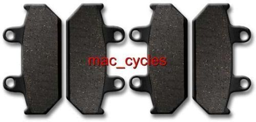 Honda Disc Brake Pads CBR750 CBR750F 1987  Front (2 sets)